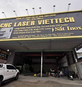 Gia công CNC Laser